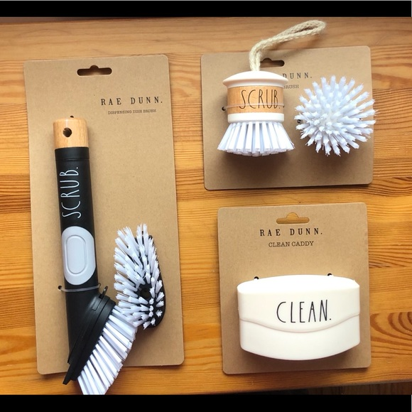 New RAE DUNN cleaning set
